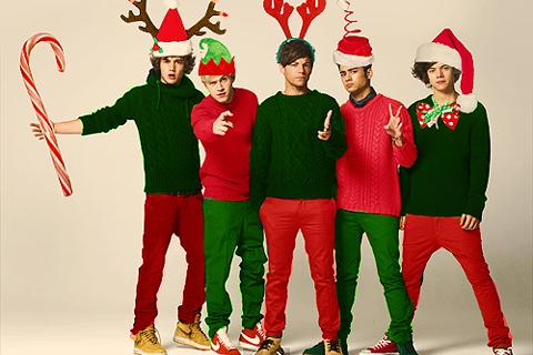 One Direction Christmas - screenshot