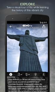 GoTo Rio: Rio de Janeiro Guide Screenshot 1