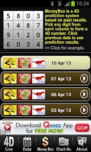 Live 4D Malaysia- screenshot thumbnail