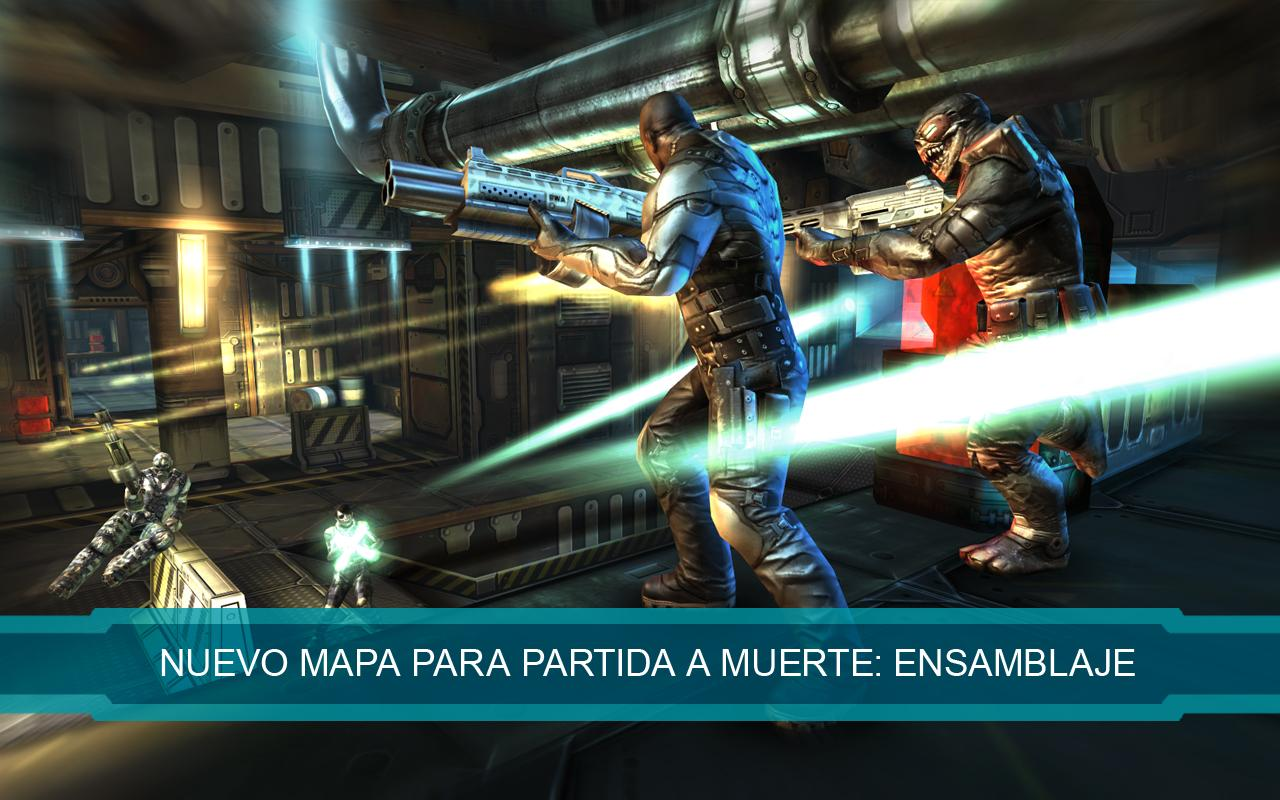 SHADOWGUN: DeadZone: captura de pantalla