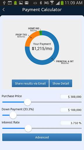 Cheryl Boldig's Mortgage App