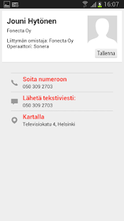 Fonecta Caller - screenshot thumbnail