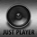 JUST PLAYER logo