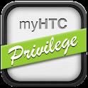 myHTC Privilege logo