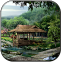 Japanese Garden 3D icon