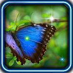Butterfly Style live wallpaper