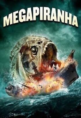 Mega Piranha - Dublado
