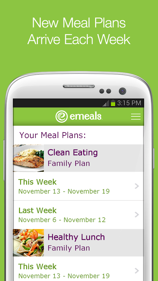 Meal Planning And Grocery List Android Apps On Google Play