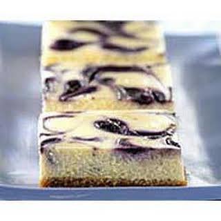 PHILLY® Blueberry Swirl Cheesecake.