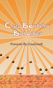 Crazy Bouncing Balls Line Game - screenshot thumbnail