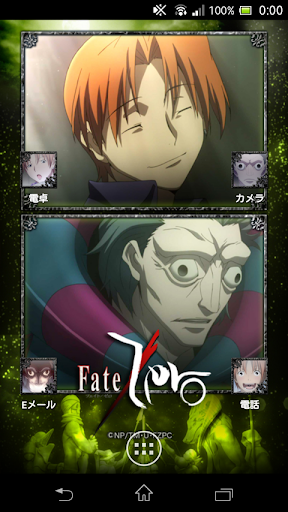 ライブ壁紙 / キャスター陣営「Fate/Zero」 個人化 App-癮科技App