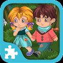 Hansel&Gretel puzzles gratuity icon