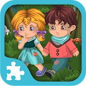 Hansel&Gretel puzzles - free