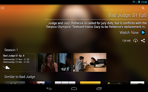 DStv Now - screenshot thumbnail