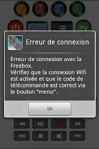 Freebox Control - Telecommande screenshot 5
