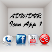 Icon App 1 ADW/OH/DVR/CP