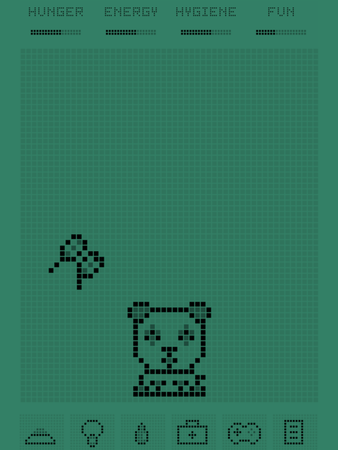 Wildagotchi: Virtual Pet- screenshot