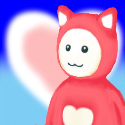 Heart Cat Run! 動作 App LOGO-APP試玩