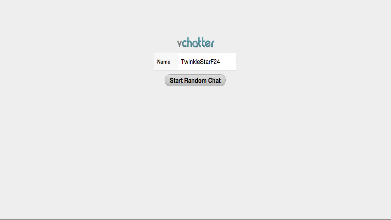 vChatter - screenshot