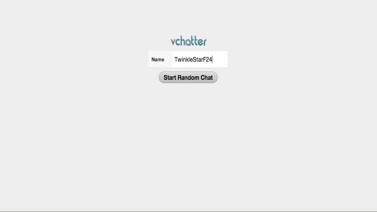 vChatter - screenshot