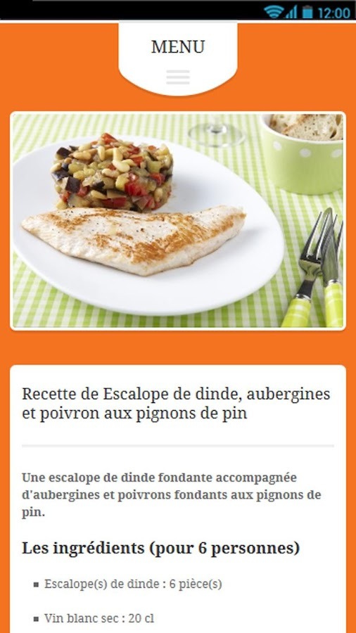 recettes minceur facile android apps on google play