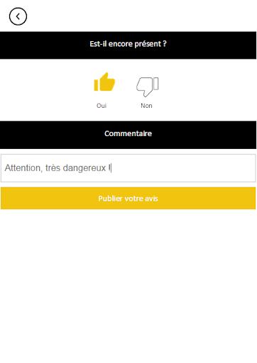 【免費交通運輸App】Nids-de-poules-APP點子