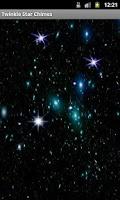 Screenshot of Twinkle Star Chimes Free