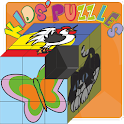 Puzzles para crianças icon
