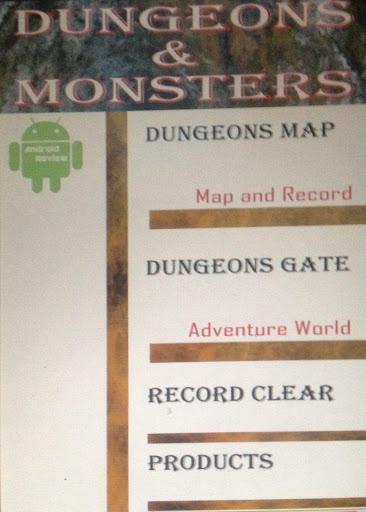 ダンジョン&モンスターズ Dungeons Monsters