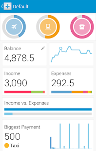 Dollarbird - Personal Finance Screenshot 9