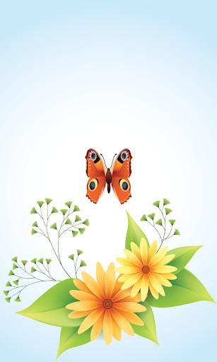 【免費娛樂App】蝴蝶屏幕锁定-APP點子