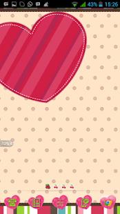 Cutie GO theme by BBFreaks