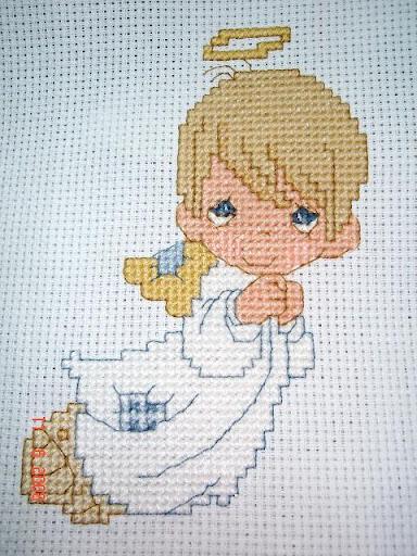Boy Angel Blog Title