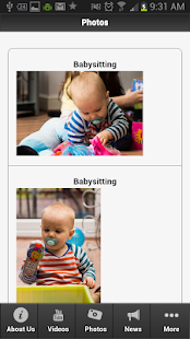 Babysitting - screenshot thumbnail