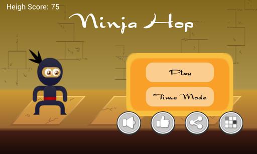 Ninja Hop - FREE
