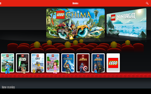 LEGO® TV - screenshot thumbnail