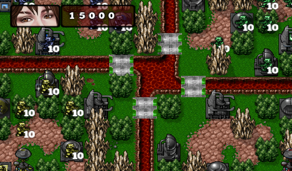 X Wars - screenshot