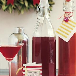 Cranberry Cocktail Mixer.