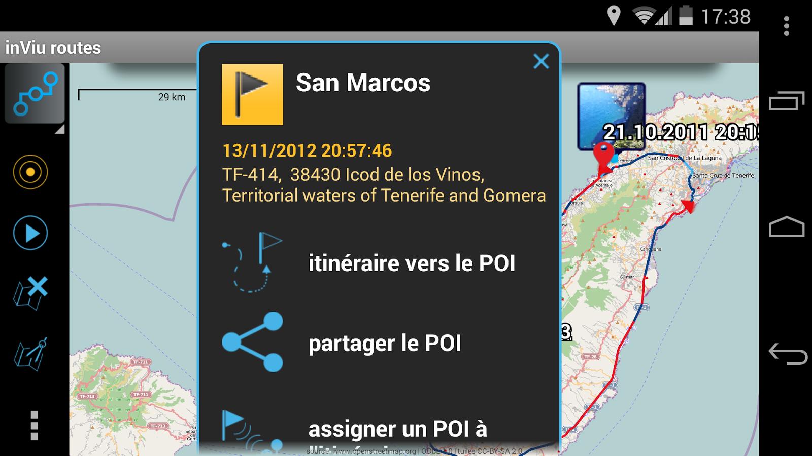 [ANDROID - SOFT : INVIU ROUTES] application de geolocalisation et suivi GPS [gratuite][08/02/2015] MetkSEVmU2neIz3H4OhRdYTmiDKz6BC55EDIMplpE1Eac3HL08qiOXtO3IeY3OKMAOw=h900