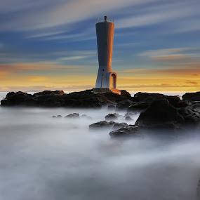 jyogashima by Nurul Anwar - Landscapes Waterscapes