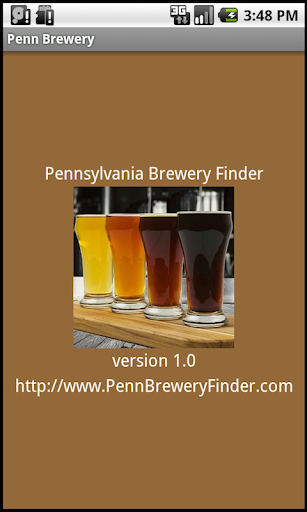 Pennsylvania Brewery Finder