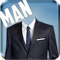 Man Suit - CV Photo Montage icon