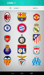 Football Logo Quiz - screenshot thumbnail