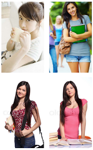 College Girls Wallpaper