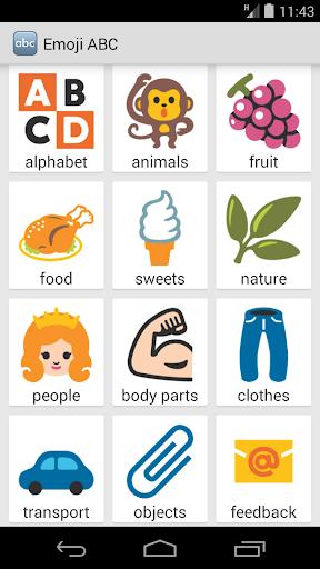 Emoji ABC