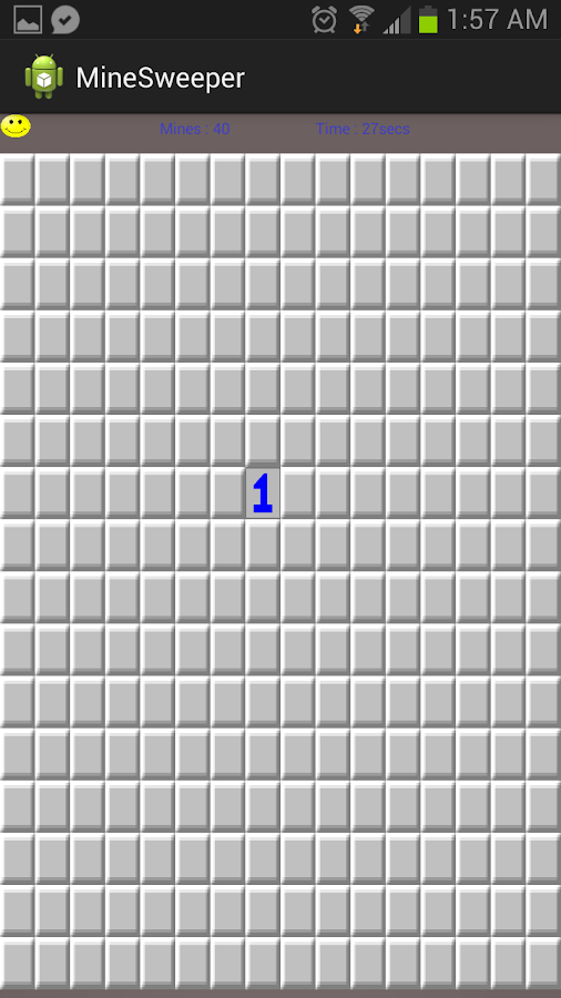 MineSweeper 16*16 - screenshot