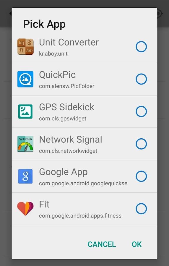 GPS Sidekick - screenshot