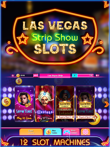 Strip Slots