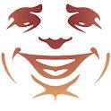 腹筋崩壊!笑える話 logo
