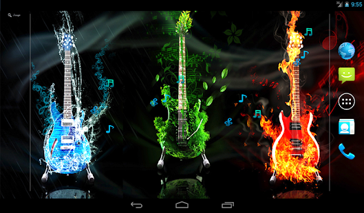 Music Live Wallpaper- screenshot thumbnail